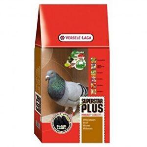 VERSELE-LAGA SUPERSTAR PLUS 20 KG - Alimentação base para pombos - Produtos para pombos