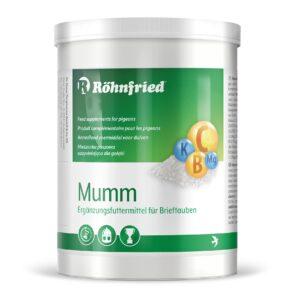 ROHNFRIED MUMM 400 GR - Produtos para pombos - Tratamentos para Pombos