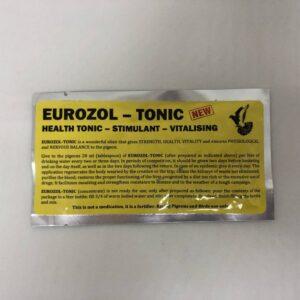 EUROZOL-TONIC 1 SAQUETA - Eurozol Tonic - Tratamentos para Pombos