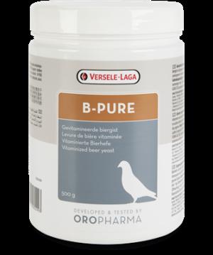 OROPHARMA B-PURE 500 GR - Oropharma - Versele - Laga - Tratamentos para Pombos