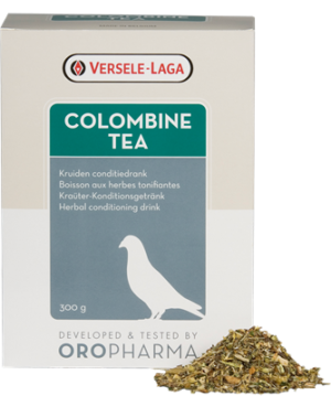 OROPHARMA CHA COLOMBINE 300 GR - Oropharma - Versele - Laga - Tratamentos para Pombos