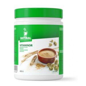 NATURAL VITAMINOR 450 GR - Natural - Tratamentos para Pombos