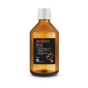 AVIFORM MCT ENERGY OIL 250 ML - Aviform - Tratamentos para Pombos
