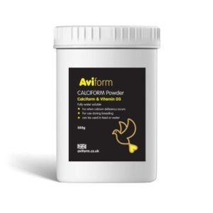 AVIFORM CALCIFORM 500 ML - Aviform - Tratamentos para Pombos