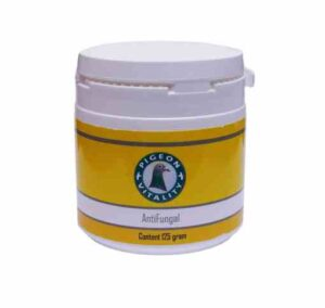 ANTIFUNGAL 125 GR - Pigeon Vitality - Tratamentos para Pombos