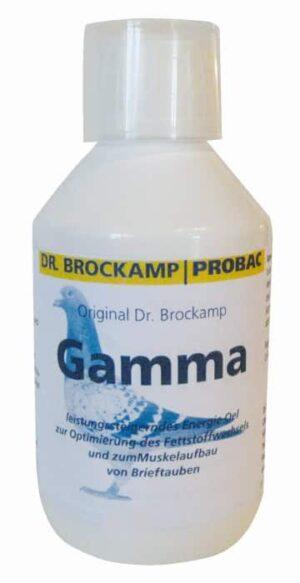 DR BROCKAMP GAMMA 250 ML - Dr. Brockamp - Tratamentos para Pombos