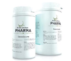 DR VAN DER SLUIS COCCICURE 150 GR - Pharma (DR VAN DER SLUIS) - Tratamentos para Pombos