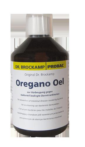 DR BROCKAMP OREGANO OIL 500 ML - Dr. Brockamp - Tratamentos para Pombos