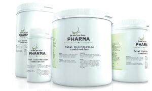DR VAN DER SLUIS TOTAL DESINF. COMBIN. 150 GR - Pharma (DR VAN DER SLUIS) - Tratamentos para Pombos