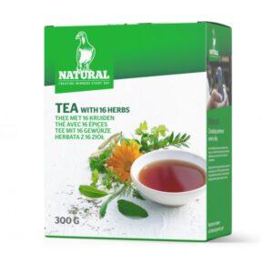 NATURAL CHA 300 GR - Natural - Tratamentos para Pombos