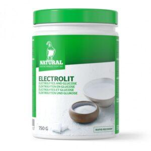 NATURAL ELECTROLIT 240 GR - Natural - Tratamentos para Pombos