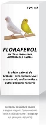 MOUREAU FLORAFEROL 125 ML - Moureau - Tratamentos para Pombos