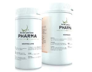DR VAN DER SLUIS WORMCURE 100 GR - Pharma (DR VAN DER SLUIS) - Tratamentos para Pombos